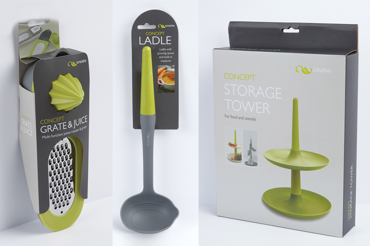 Packaging design by Dai Thomas